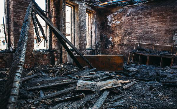 Fire Damage Claims